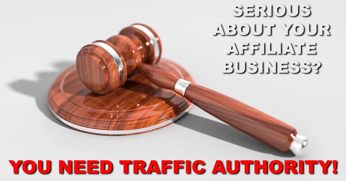 Traffic Authority Affiliate Program