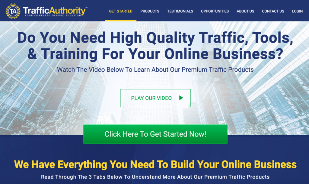 UNLIMITED amount of the highest converting traffic available for business opportunities, affiliate marketing offers, network marketing, or any work from home businesses. Our traffic is 100% USA and Canada based, so you'll never have to waste your advertising dollars on international traffic ever again.