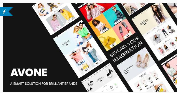 Top Shopify Themes - Avone - Multipurpose Shopify Theme