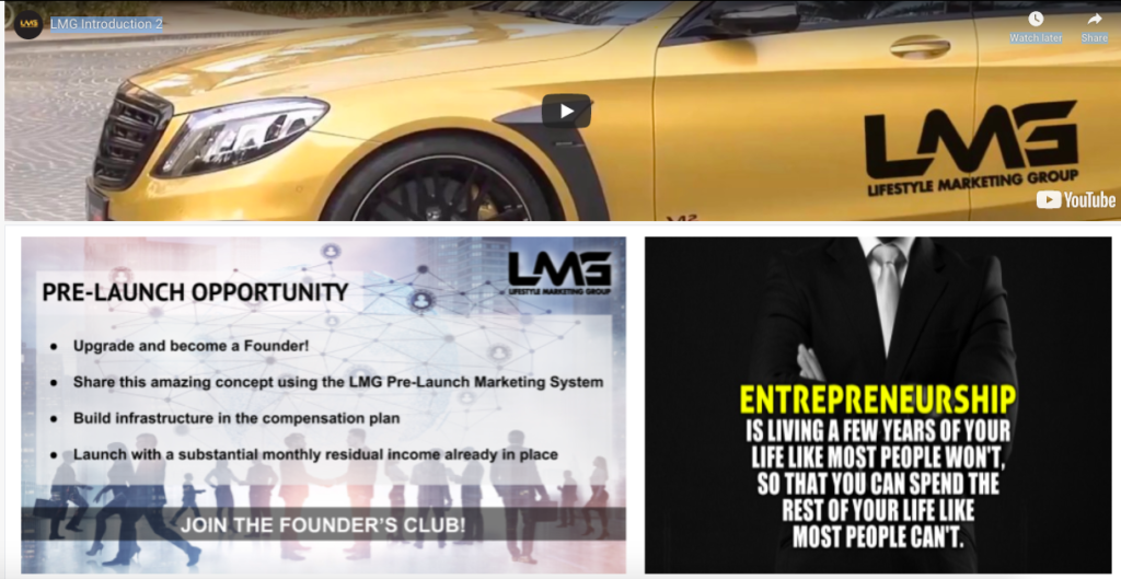 LMG LMG50 Lifestyle Marketing Global Review