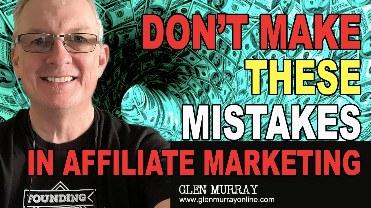 Affiliate Marketing - 5 Affiliate Mistakes to Avoid that will Increase Your Sales