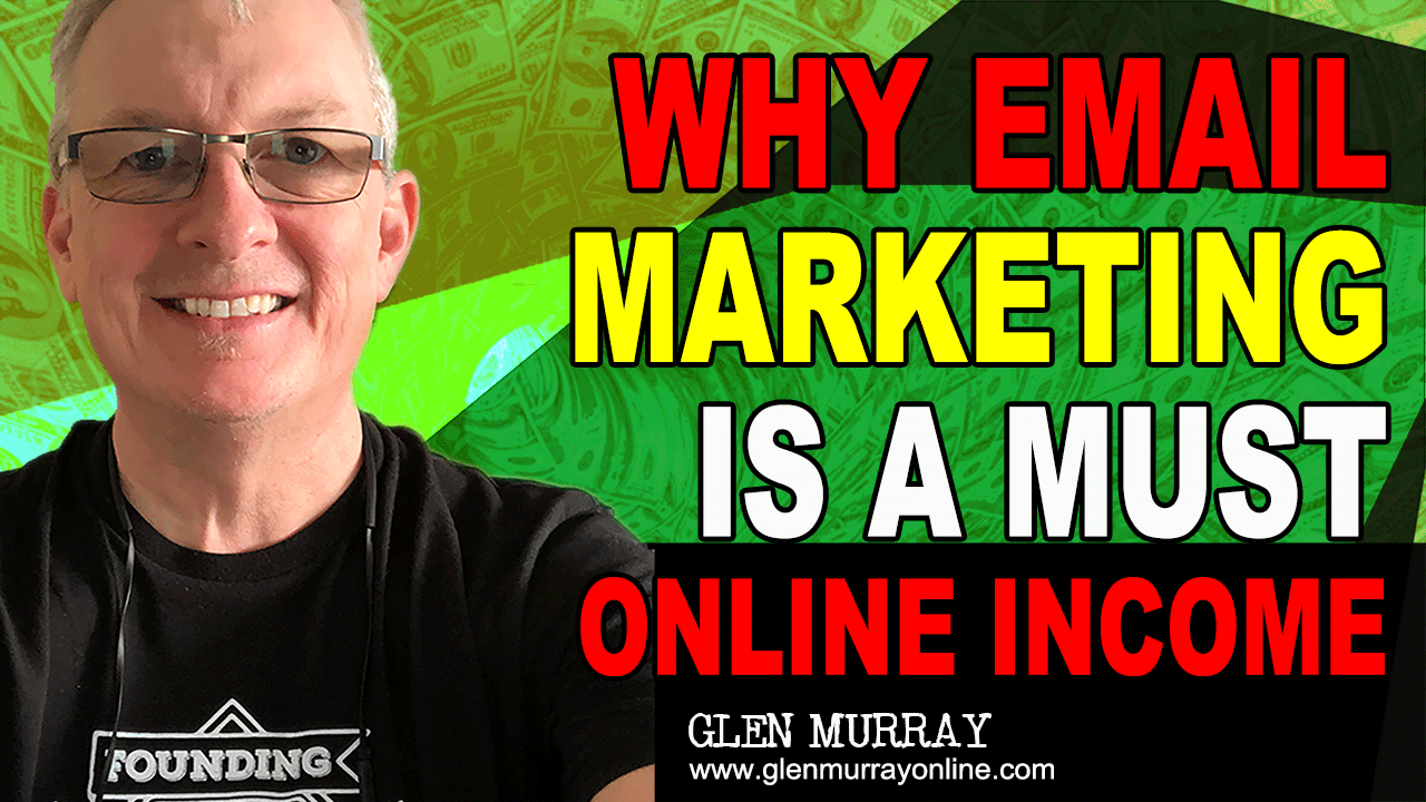 Email Marketing - Why a Mailing List is a Must for Making Money Online