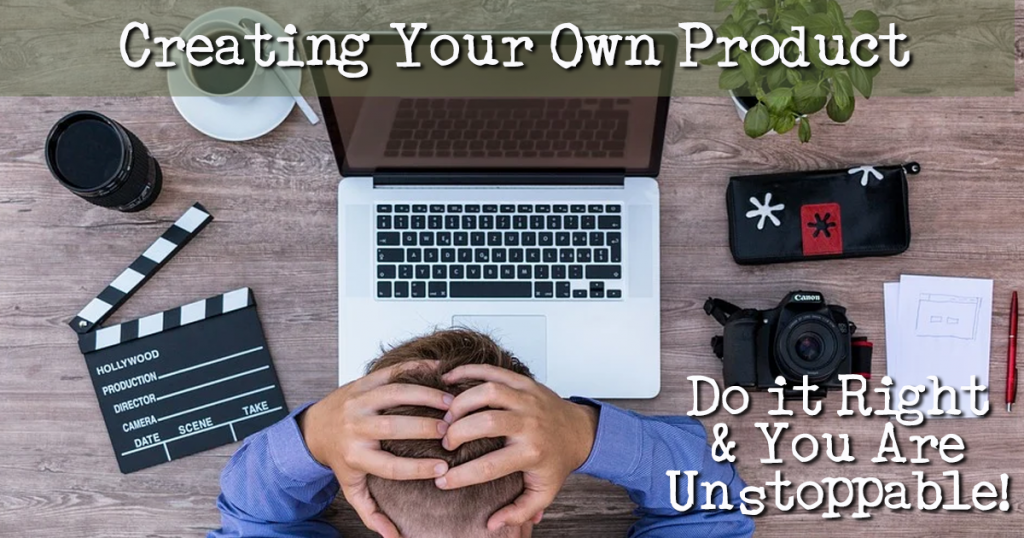 Can Creating Your Own Products Help You Become a More Successful Affiliate?