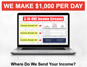 How to make a $1000 a day with the top affiliate marketing list building program- List Leverage with Glen Murray