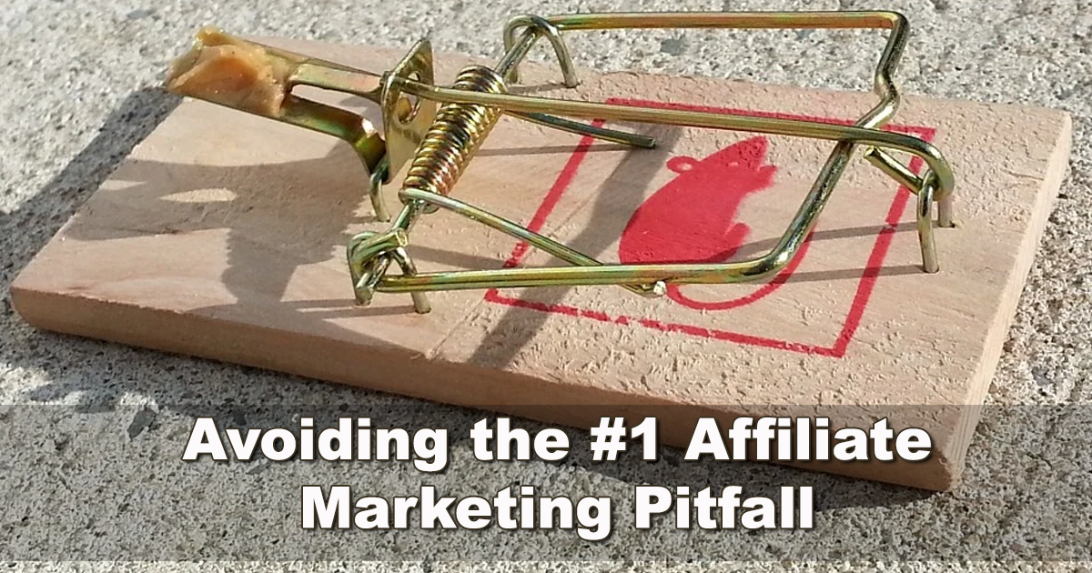 Make Money Online Niche Avoiding the #1 Affiliate Marketing Pitfall