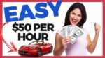 Online Job That Pays Up to $50 Per Hour For Doing Almost Nothing Easy for Anyone- CLICK LINK BELOW