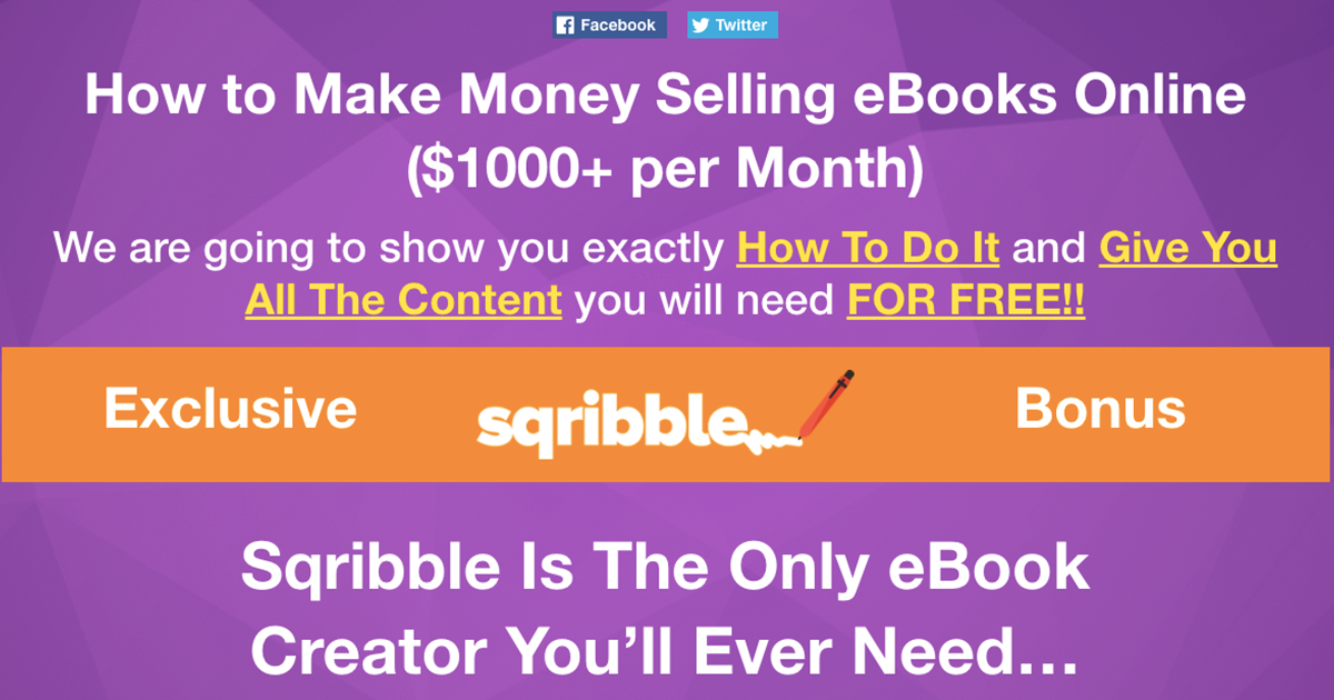 How to Make Money Online in Canada with an Ebook